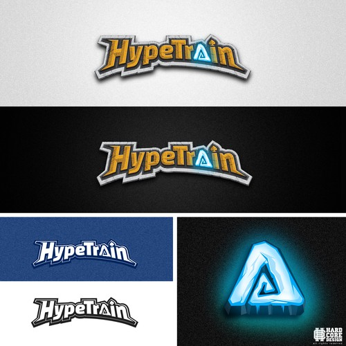 logo for mobile game