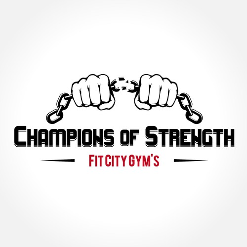 Champions of strength