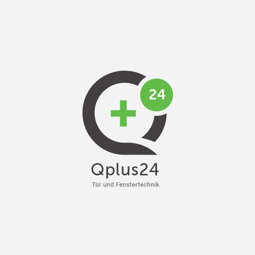 Logo concept for Qplus24