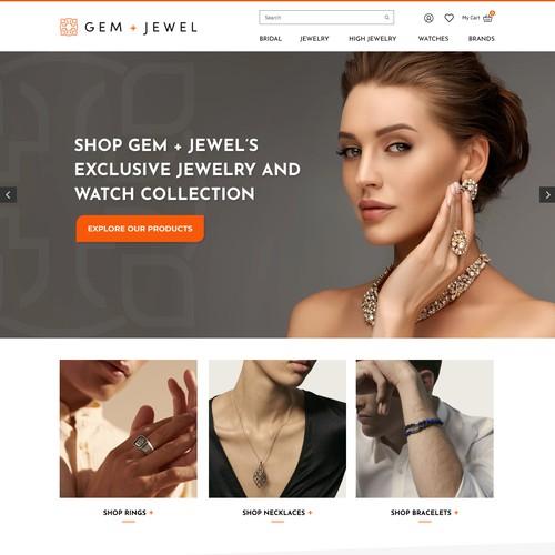 Jewel Website