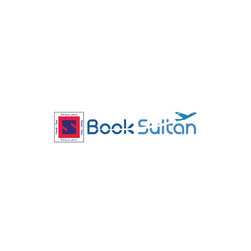 Logo concept for Book Sultan
