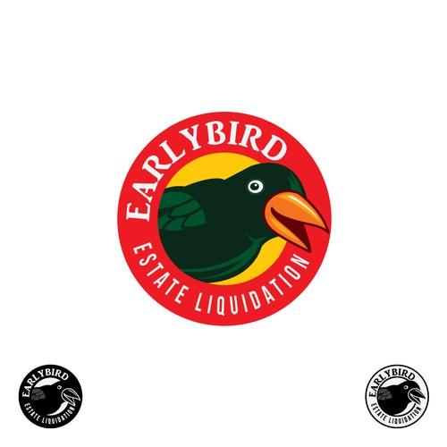 Earlybird Estate Liquidation - Logo