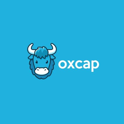 Oxcap logo concept