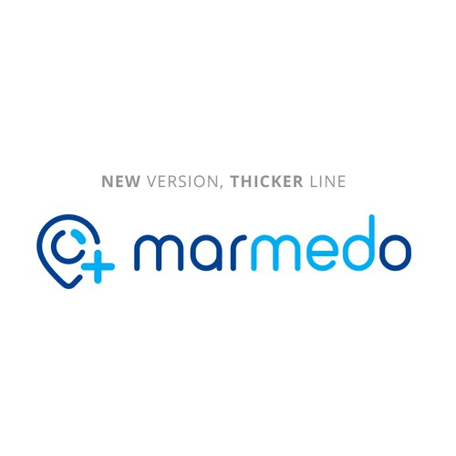 Marmedo logo design