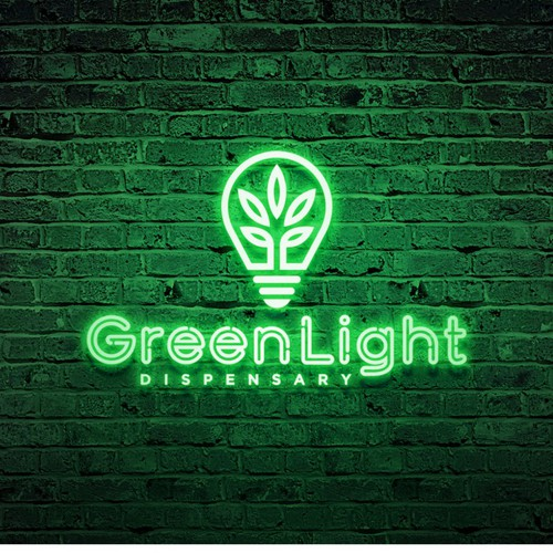 Modern cool logo for CBD Dispensary Logo