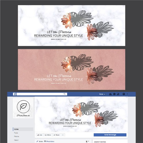 Facebook Cover for Primstone