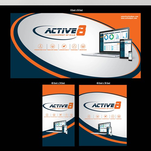 Design for Active 8