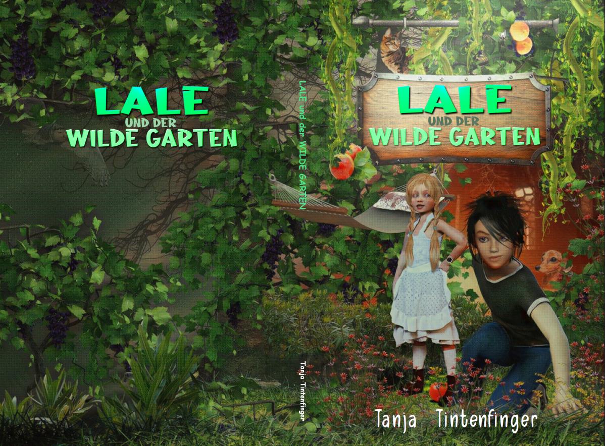 Cover für childrens book