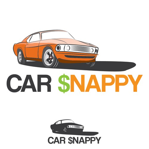 Help Car Snappy with a new logo