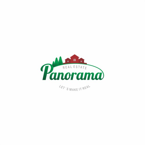 Logo concept for Panorama