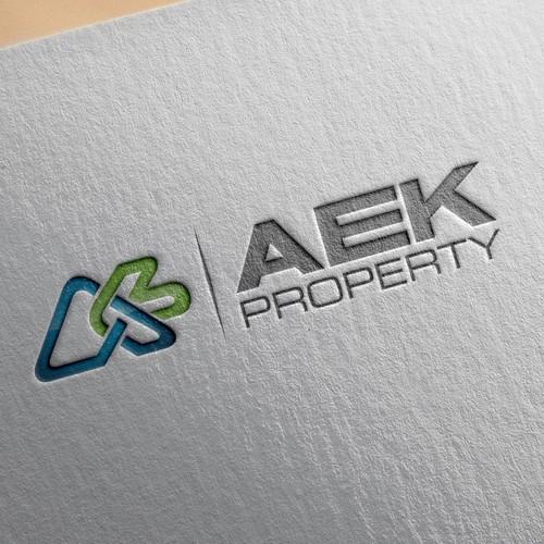 aek property logo