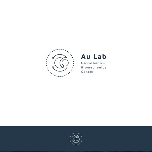 Logo concept for Bio engineering Laboratory website