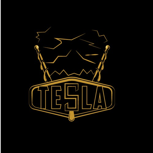 logo for hipster speak easy bar