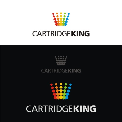 LOGO for new company CARTRIDGE KING