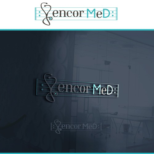 Sophisticated, classic-feeling logo to inspire doctors and nurses to reinvent their careers