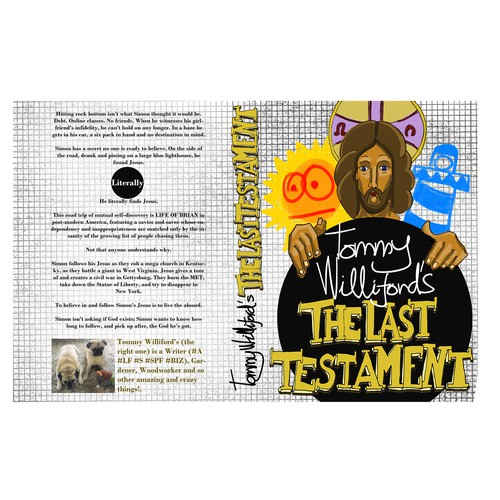 The Last Testament cover