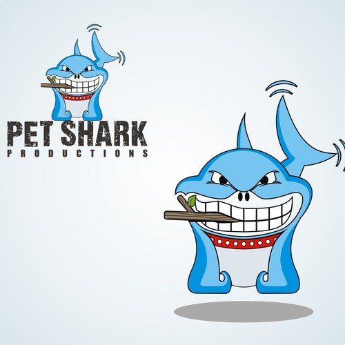 New logo wanted for Pet Shark Productions