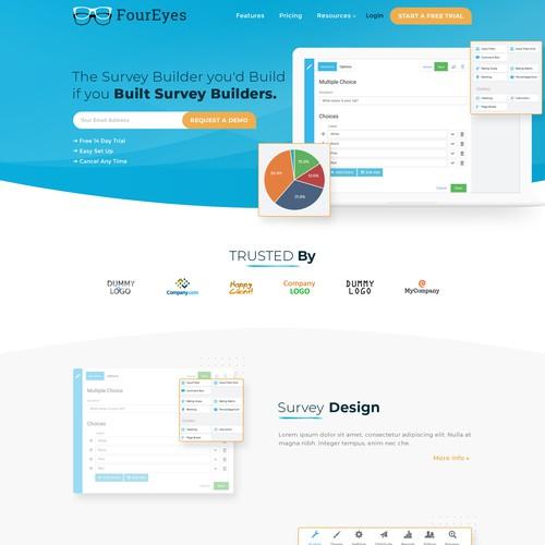 online survey builder design
