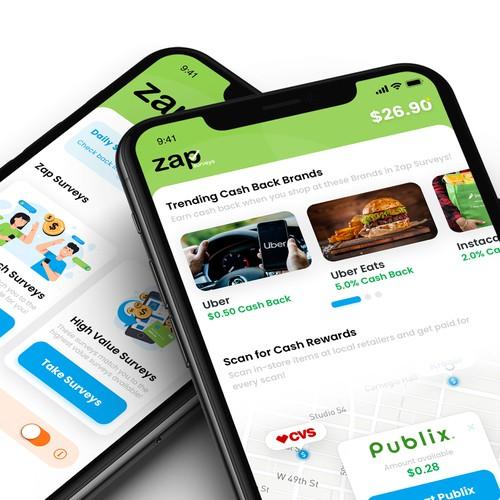 Cash Back Mobile App
