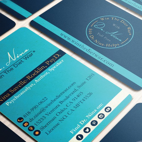 Business Card Design & email Header/Signture/Banner