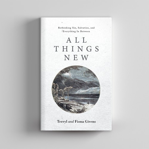 Book Cover for All Things New