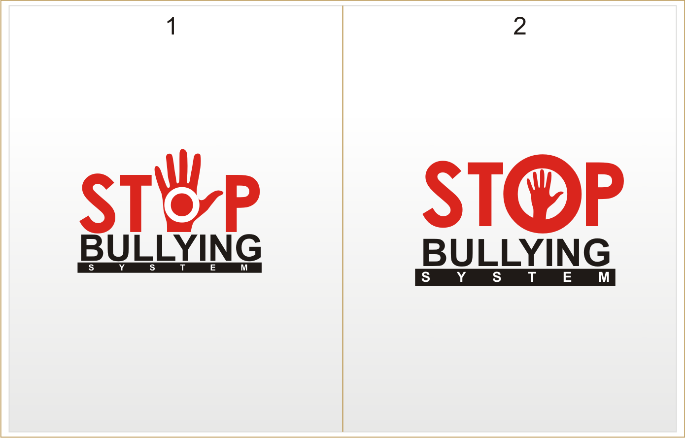 Help Stop Bullying System with a new logo