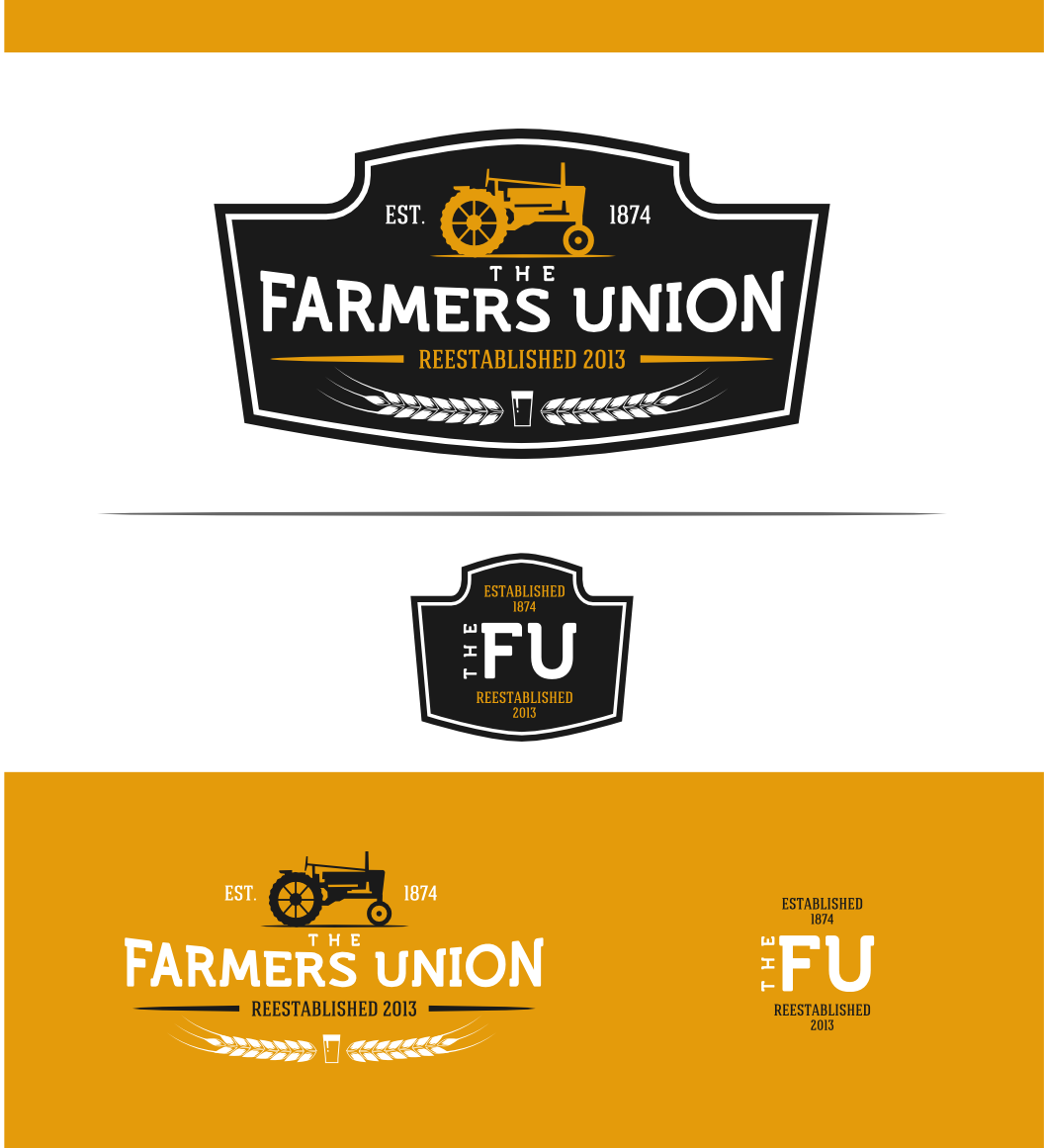 LOGO wanted for The Farmers Union