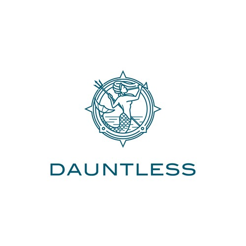 Timeless logo for a boat