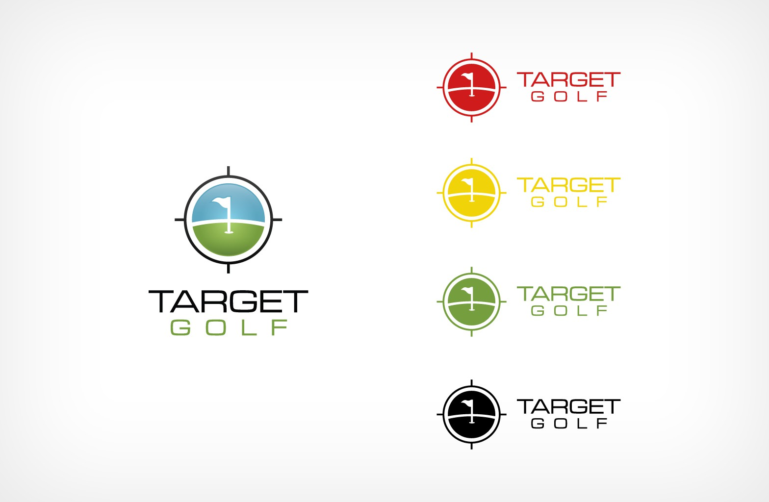 Help Target Golf with a new logo