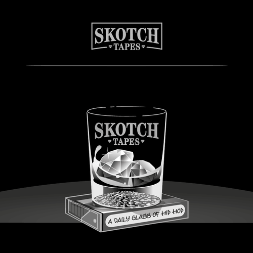 Skotch Tapes: We need a logo to lead our brand development
