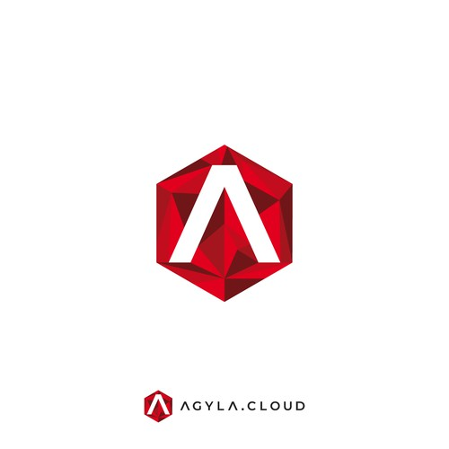 Bold logo for Agyla Cloud.