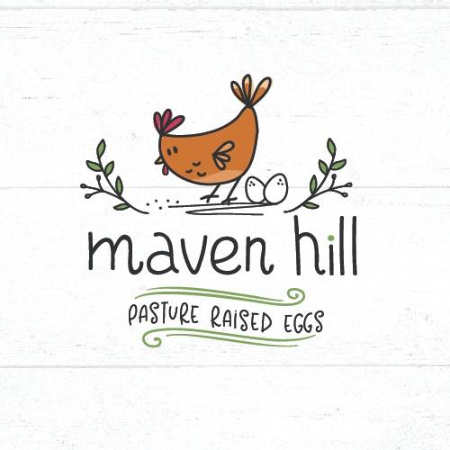 Maven Hill鸡蛋