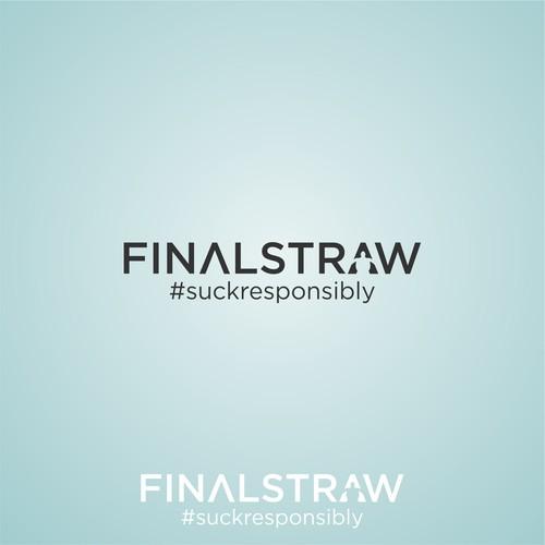 FinalStraw Badass Logo
