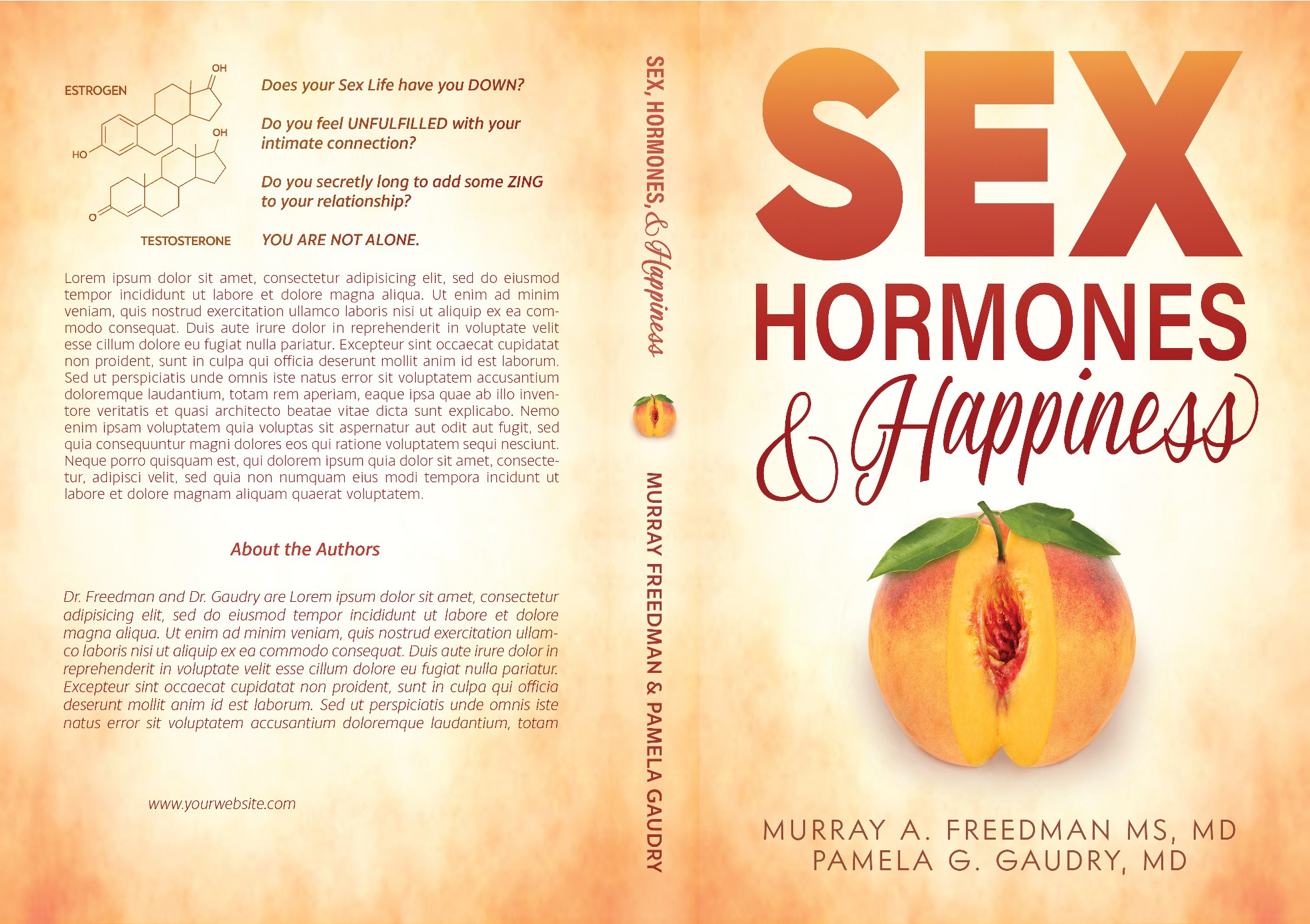 The connection between sex, hormones and happiness.