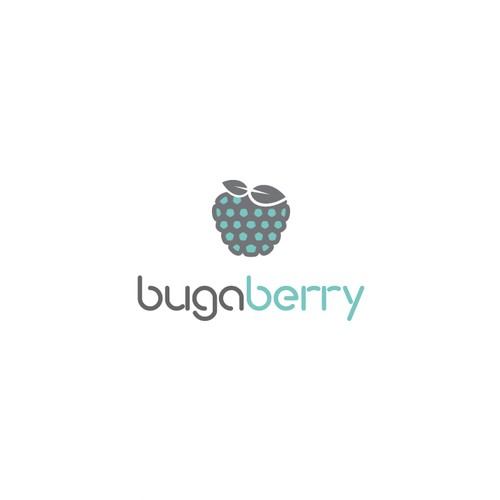 organic logo for diaper bag