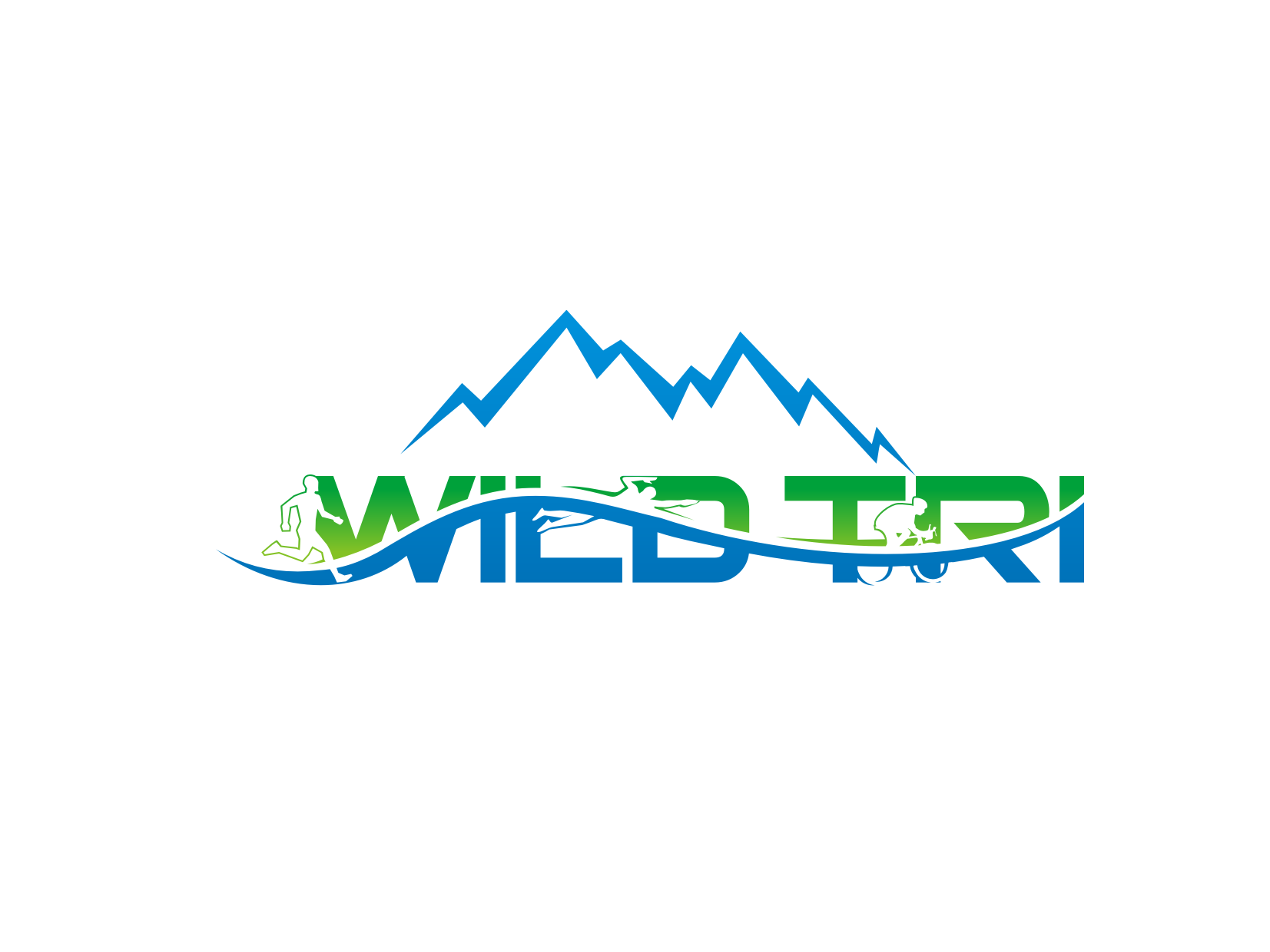 Create the next logo for Wild Tri