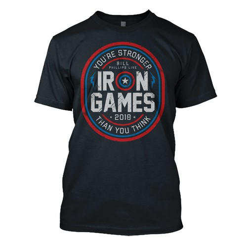 IRON GAMES DESIGN