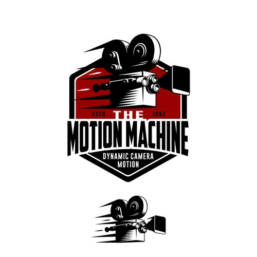 The Motion Machine Logo