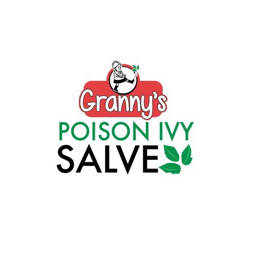 Granny's Poison Ivy Salve