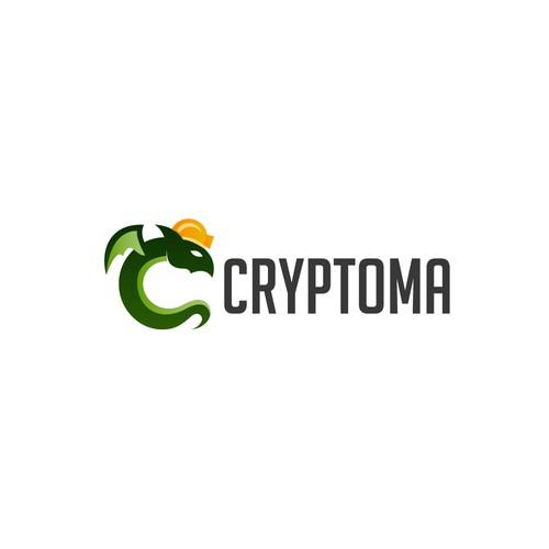 Cryptoma logo conception