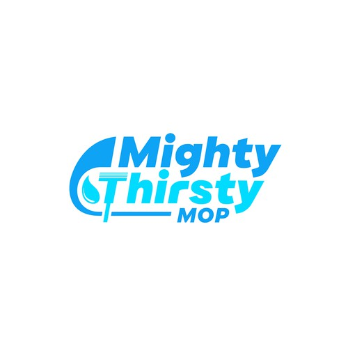 Mighty Thirsty Mop