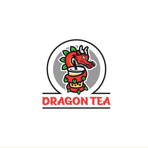 Dragon Milk Tea