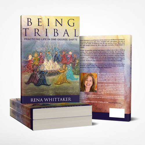 Book Cover for Rena Whittaker's Being Tribal
