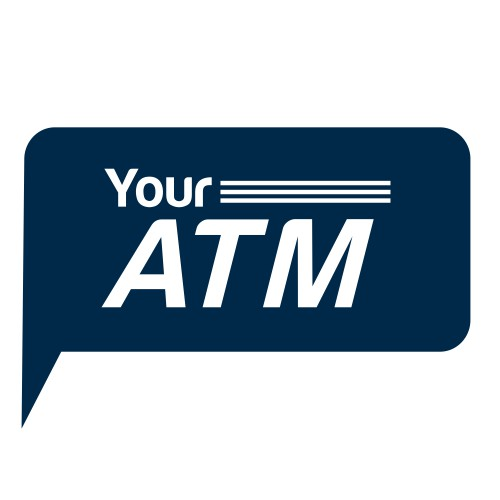 create the perfect logo to represent an atm machine company
