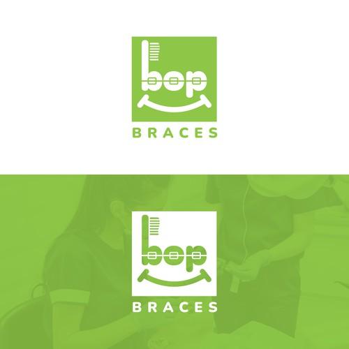 bop BRACES Logo