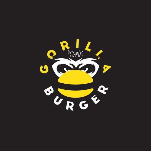 Gorila Burger logo