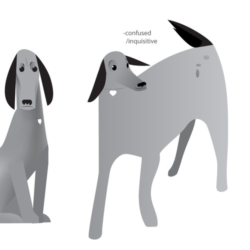 Family of Dog Characters to Support Victims of CrimeFamily of Dog Characters to Support Victims of Crime