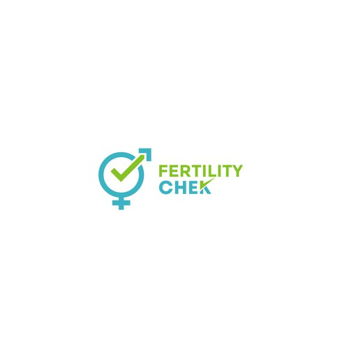 logo for fertility chek