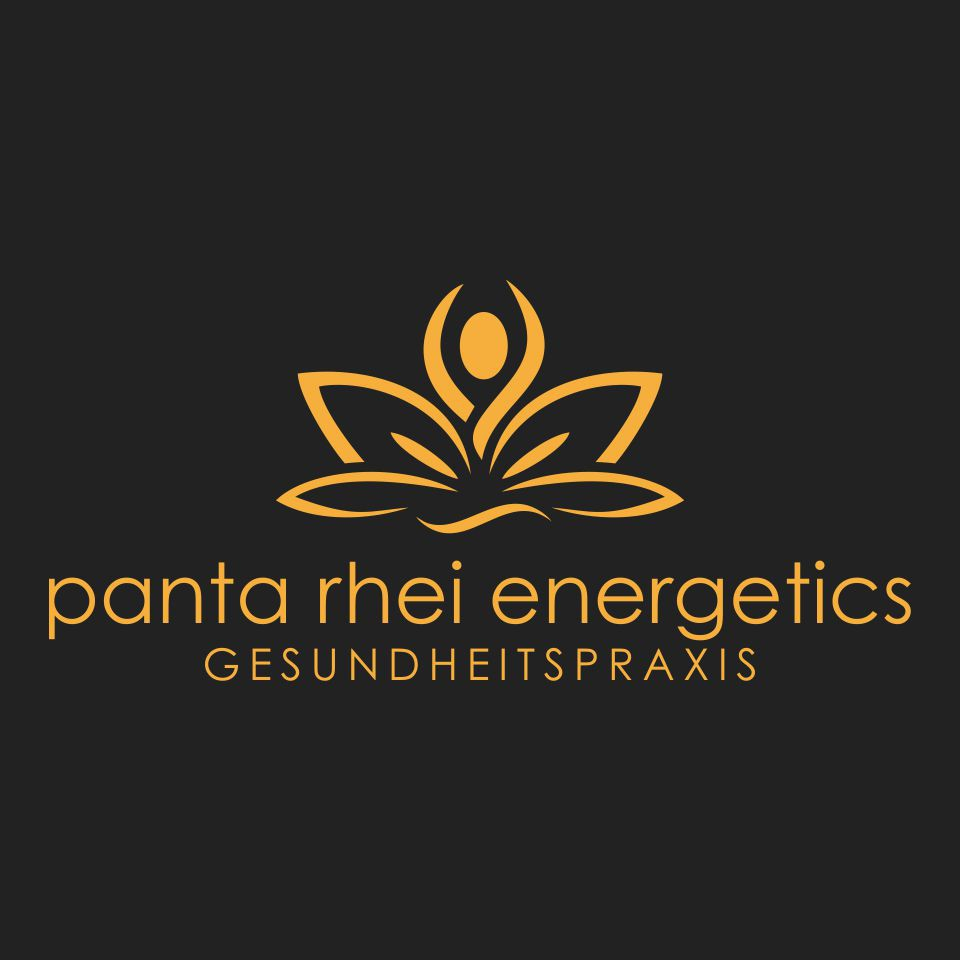 Create a logo for an energetic therapeutic treatment practice