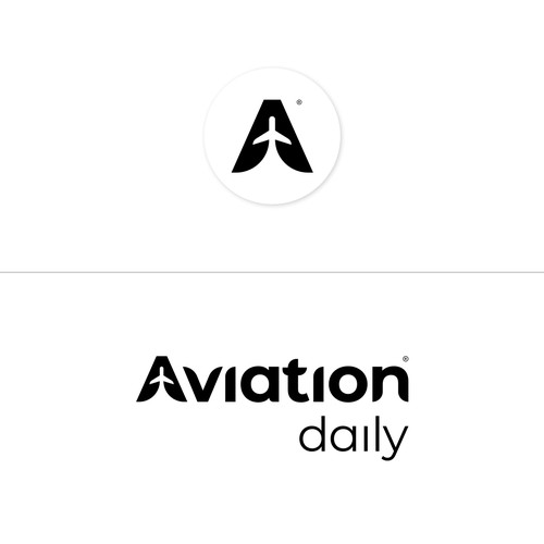 Bold Logo for Aviation company